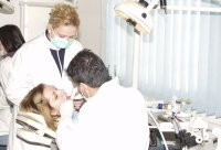 Anmeldung Zahnkliniken
